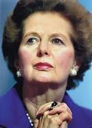 Baroness Thatcher née Roberts (13 October 1925 – 8 April 2013) Prime Minister of Great Britain 1979-1990