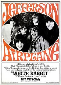Jefferson Airplane, Janis and Big Brother at the Fillmore 1966