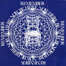 Seminal literature: Ram Dass published BE HERE NOW 1971, changed a generation