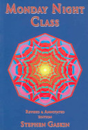 Monday Night Class with Stephen Gaskin ©1971