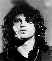 Jim Morrison in 1969