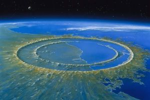 Yucatan peninsula's  subaquamarine Chicxulub crater, made by largest meteorite to hit Earth, may conceal Iridium-192