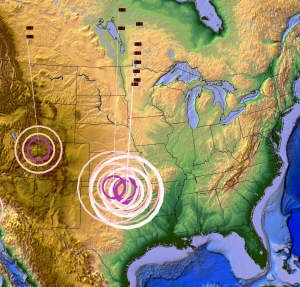 Combination of Fracking, waste water recycling, human negligence cause man-made quakes in U.S. central states