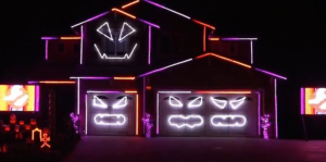 Ancient custom SoCal style—Ghostbusters-inspired Hallowe'en frivolity in the glitz capital